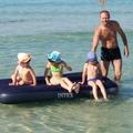 Очень чистое море! Лучше чем в Египте! Мелко - для детей супер!